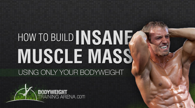 Workout: How To Build Insane Calisthenics MUSCLE MASS With Bodyweight